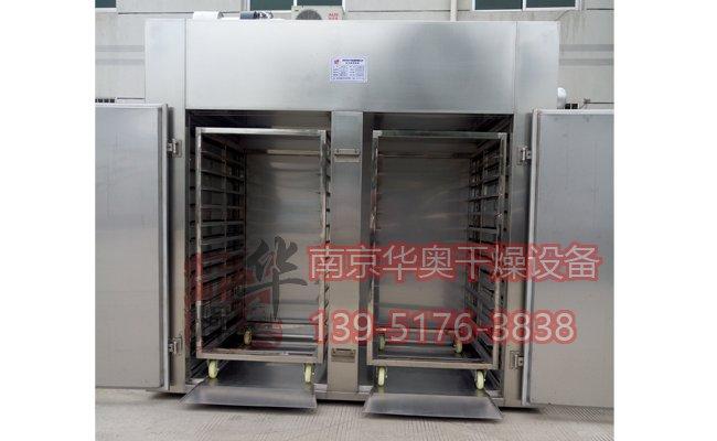 RXH-14型带立柱的热风循环烘箱箱内结构
