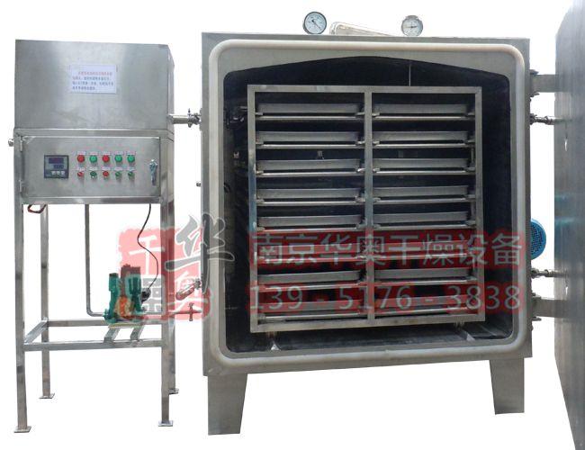 带独立水箱的32盘水加热型真空干燥箱