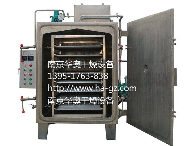 FZG-8型热水加热真空烘箱工作结构图