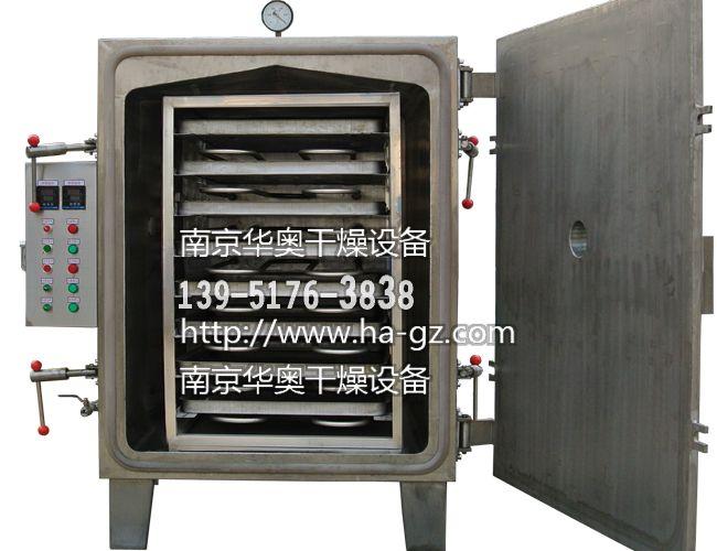 FZG-8型电加热真空烘箱工作结构图